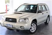 2005 Subaru Forester XT Automatic
