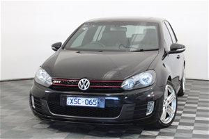 2010 Volkswagen Golf GTI A6 Automatic Ha
