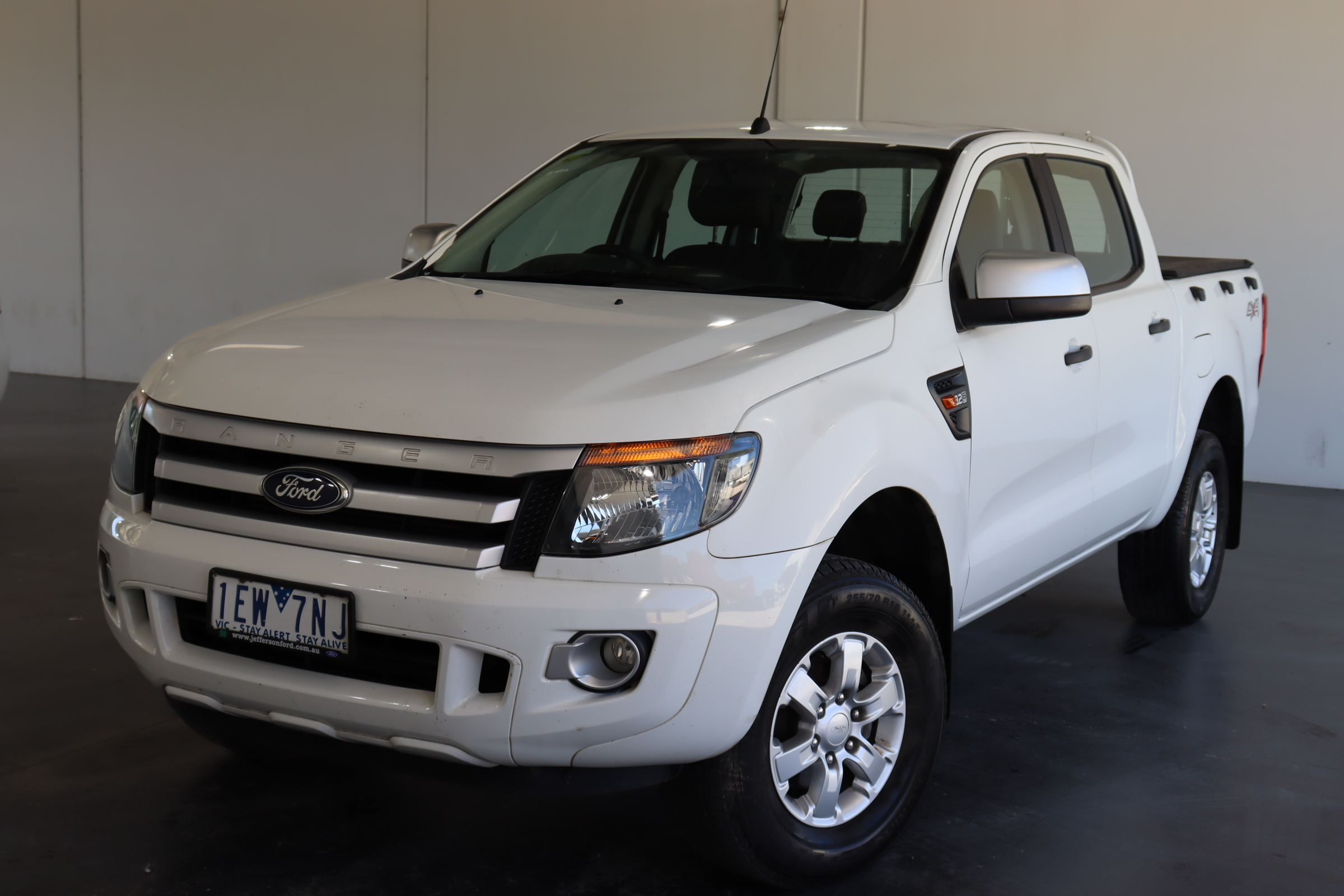 2015 Ford Ranger XLS 4X4 PX Turbo Diesel Automatic Dual Cab