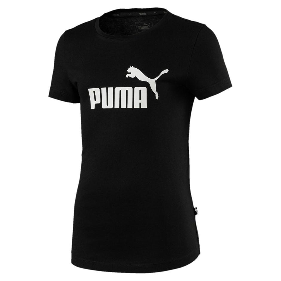 PUMA Junior Essentials Tee, Size 11-12Y, 100% Cotton, Cotton Black. Buyers