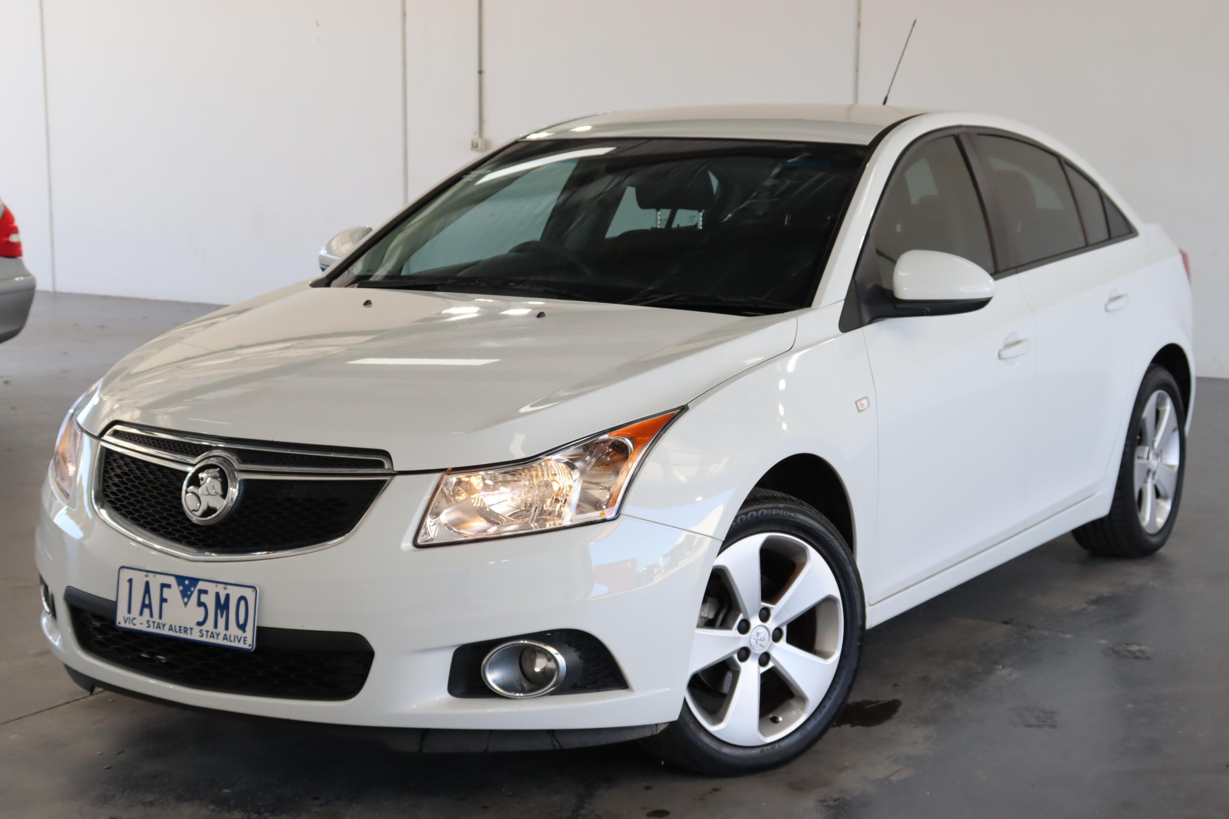 2013 Holden Cruze CD JH Automatic Sedan