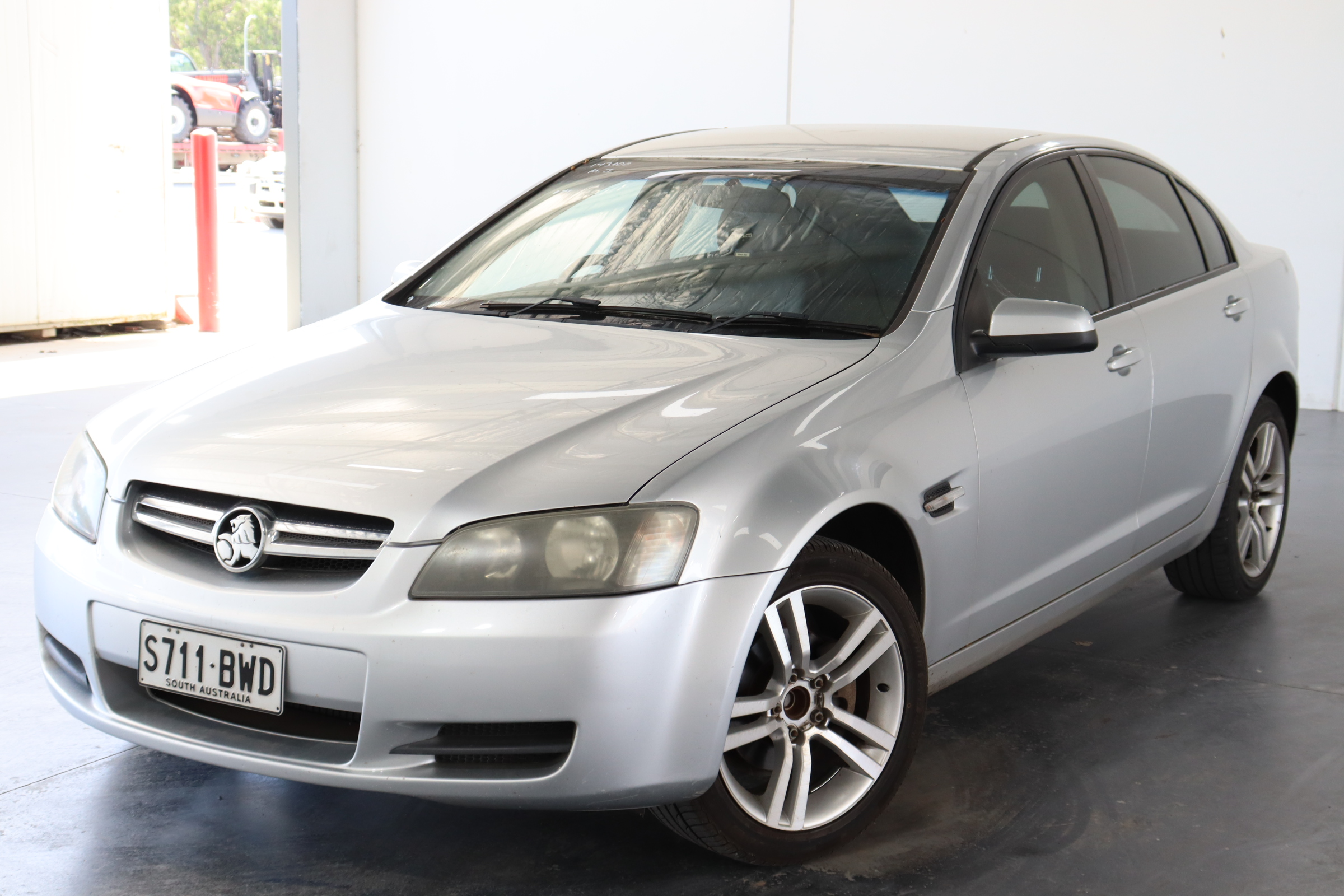 2008 Holden Commodore Omega VE Automatic Sedan