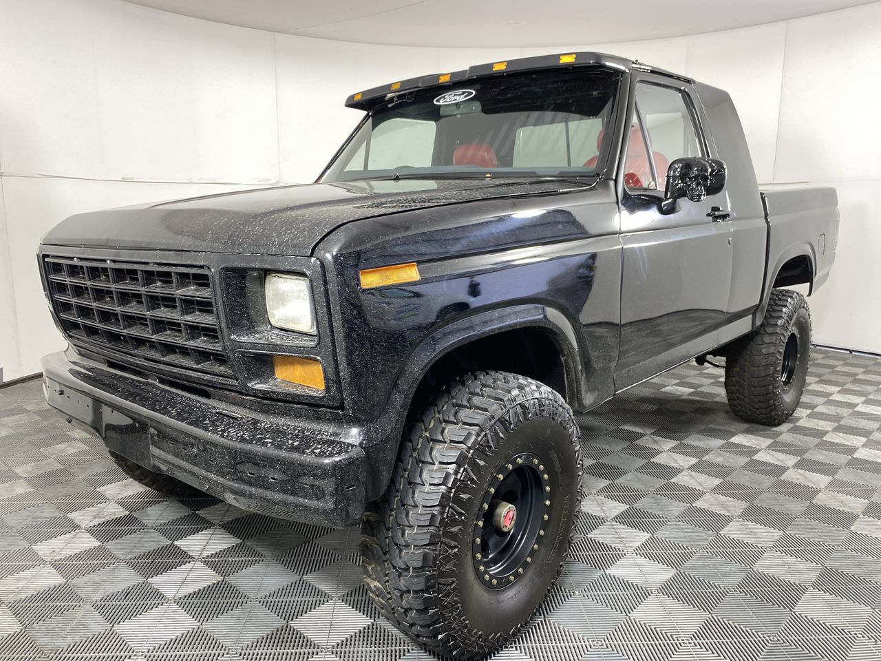 1981 Ford F100 Automatic Ute, 89,718km