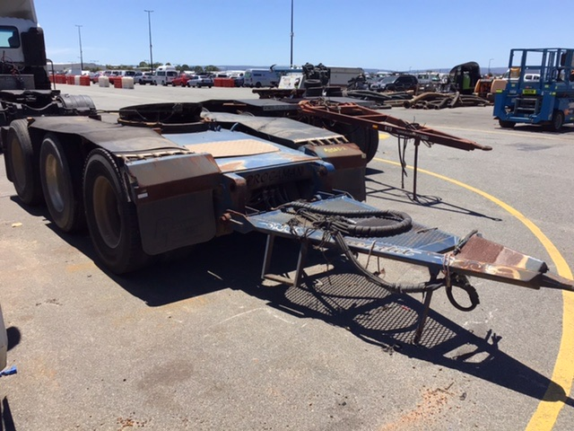 2014 Procaman Tri Axle Dolly Trailer