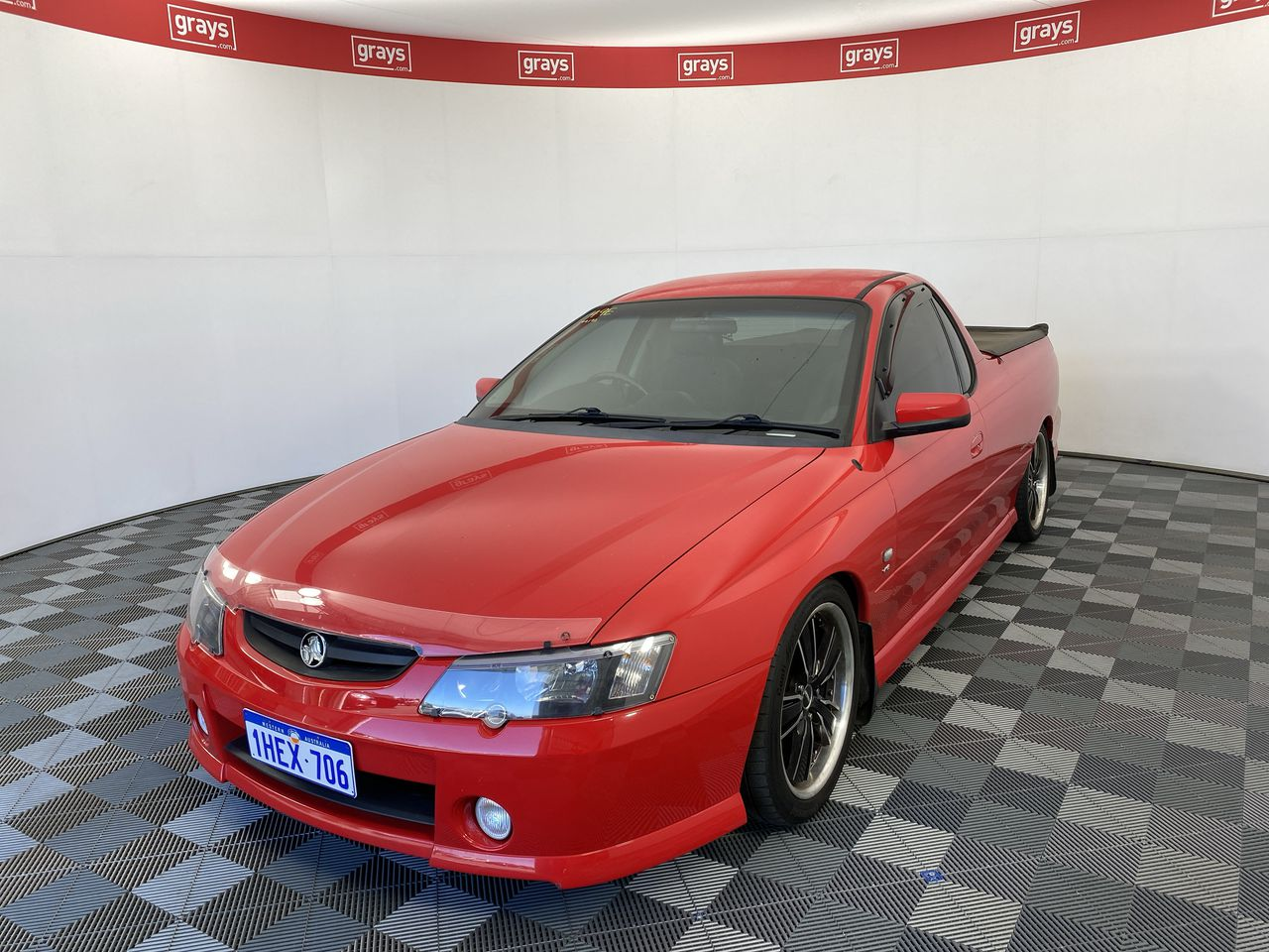 2004 Holden Commodore S Y Series Automatic Ute