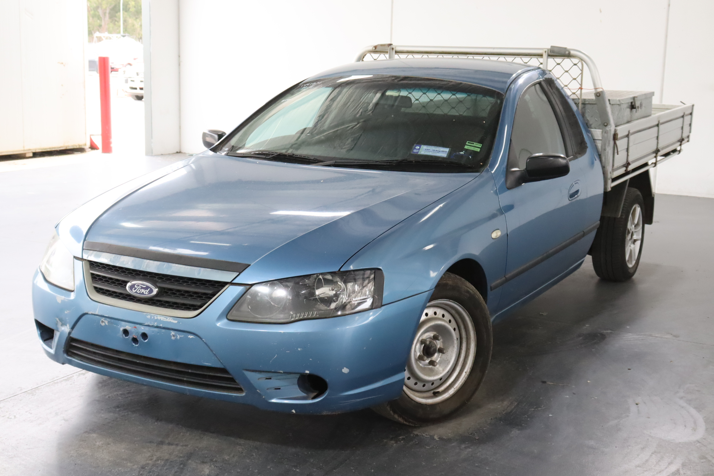 2006 Ford Falcon XL BF II Automatic Cab Chassis