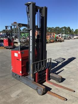 Counterbalance, Reach & Pallet Truck Forklifts