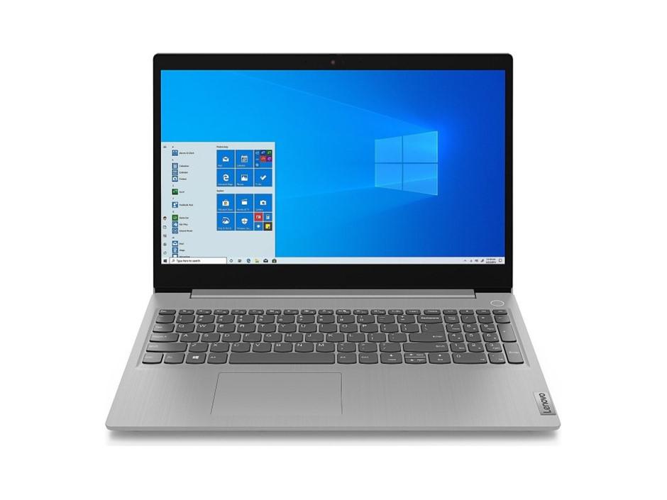 Lenovo IdeaPad 3-15IIL05 15.6-inch Notebook, Silver