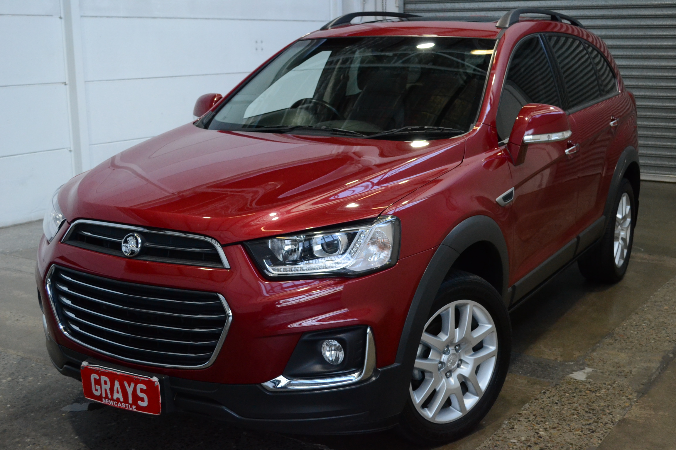 2016 Holden Captiva 7 ACTIVE LE 2WD CG II Automatic 7 Seats Wagon