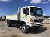 <p>2006 Hino GT500 4 x 4 Tipper Truck</p>