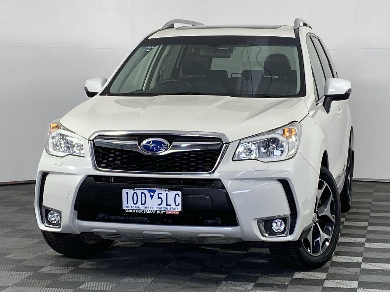 2015 Subaru Forester 2.0XT S4 CVT Wagon