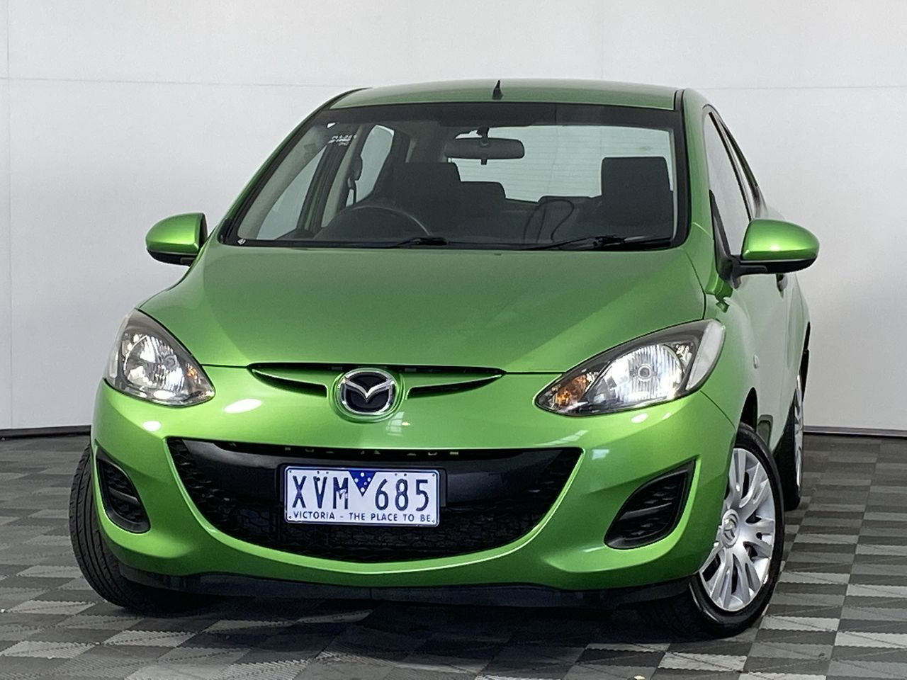 2010 Mazda 2 Neo DE Manual Hatchback
