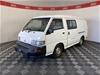2008 Mitsubishi Express MWB SJ Manual Van