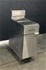 American Range Single Pan Gas Deep Fryer