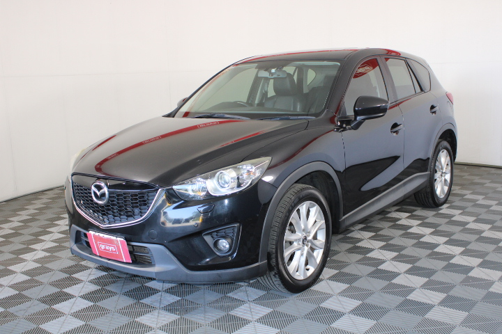 2012 Mazda CX-5 Grand Touring KE Turbo Diesel Automatic Wagon