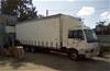 1997 U.D. MK235 6 x 2 Curtainsider Rigid Truck