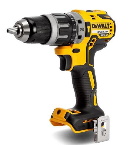 DEWALT 18V Brushless Hammer Drill. Skin Only. N.B. Does not turn on. Limite