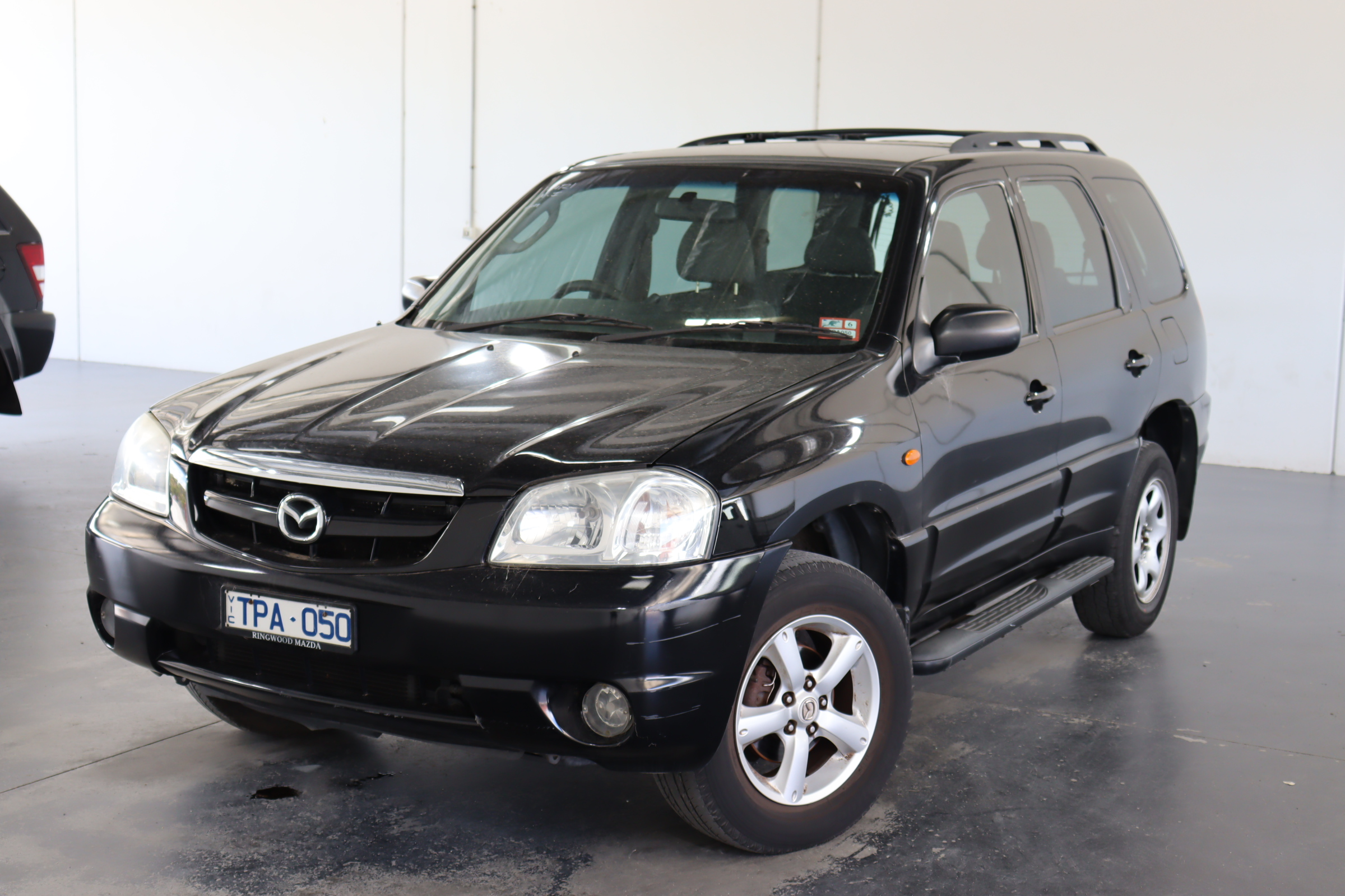 2005 Mazda Tribute Limited Sport Automatic Wagon