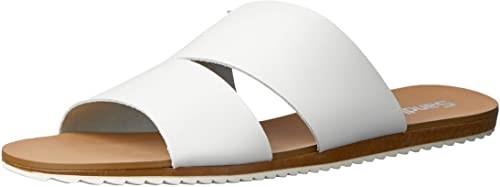SANDLER Women`s Rascal Fashion Non-slip Sandals, Color: White Glove, Size: