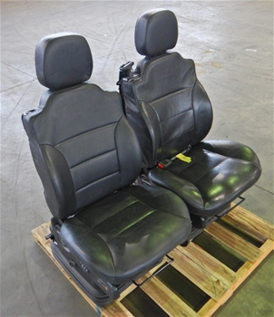 Qty of 2 Seats Truck Air Suspension Seats