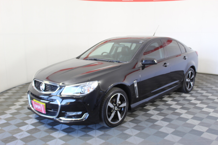 2015 Holden Commodore SV6 VF Automatic Sedan