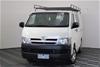 2007 Toyota Hiace LWB KDH201R Turbo Diesel Manual Van