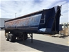 1991 Loadmaster Tandem Axle Tipper Trailer (See Grays Note)