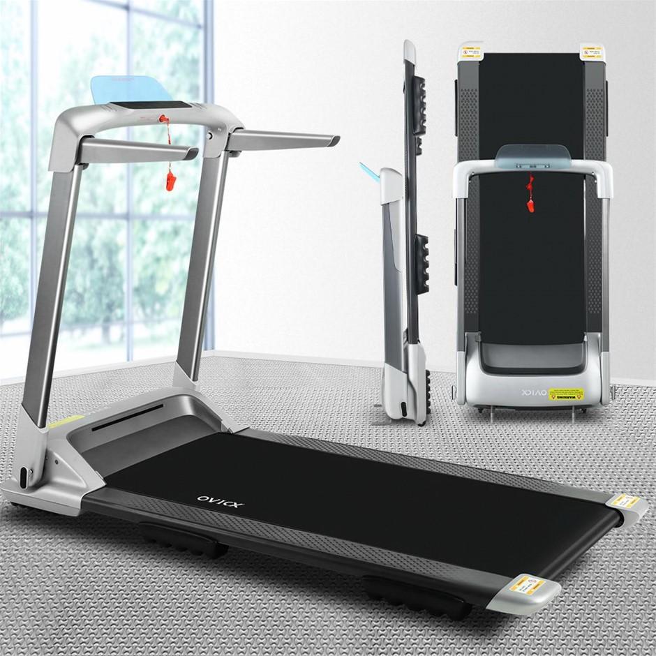 OVICX Electric Treadmill Q2S Home Machine Equipment Compact Full Foldable