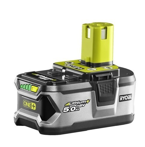 RYOBI 5Ah Lithium + Battery. Buyers Note - Discount Freight Rates Apply to