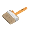 12 x TOLSEN 100mm Celling Paint Brushes with Plastic Handle. Buyers Note -