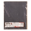 YATO 50 Sheets Waterproof Sand Paper Grit 400, Size 230 x 280mm, Buyers Not