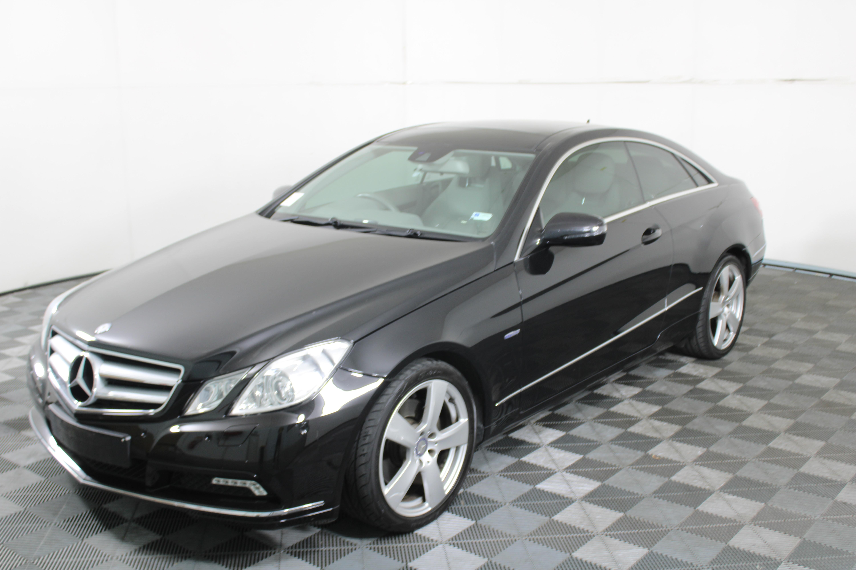 2009 Mercedes Benz E250 CDI Elegance C207 T/Diesel Auto Coupe 105362 km's