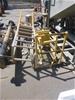 Bundle of Ladder Platforms and Platform Rails