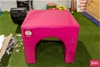 Kids Padded Pink Bridge Soft Active Play Toy
