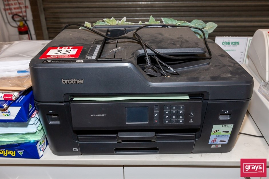 Brother MFC-J6530DW Printer