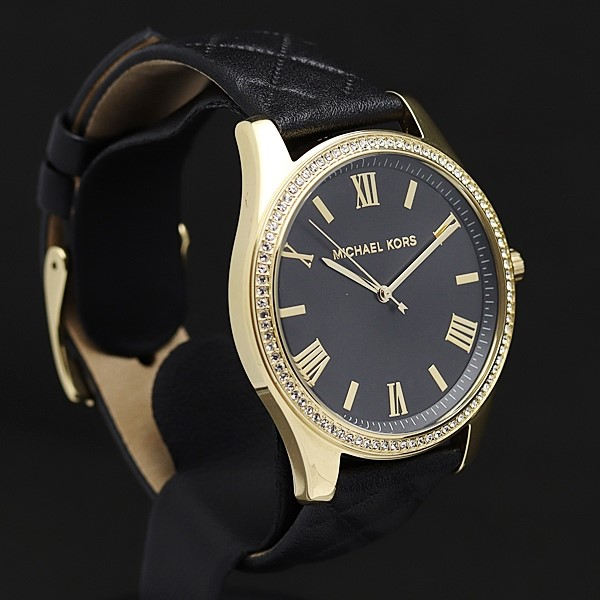 Ladies new Michael Kors NY Couture elegant and sophisticated watch. Wow