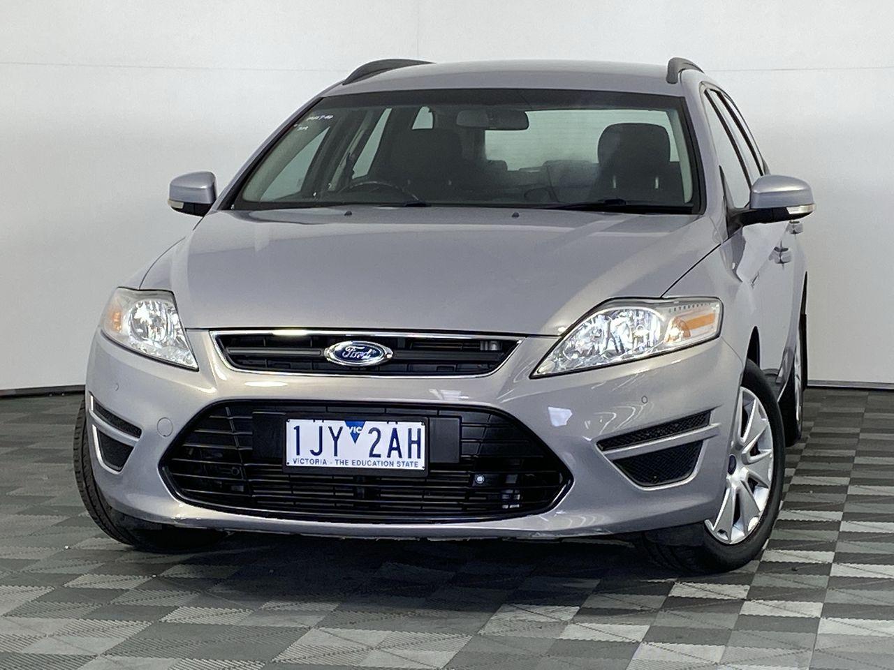 2013 Ford Mondeo LX Automatic Sedan