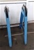 Pair of Trestle Type Roller Cutters
