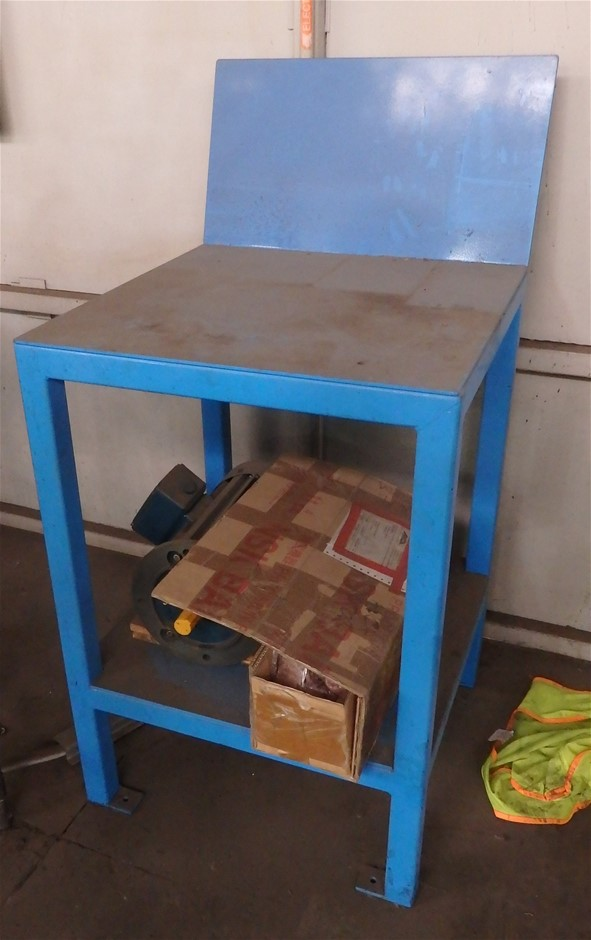 3 x Assorted Steel Benches
