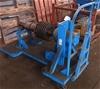 Heavy Duty Custom Fabricated Towable Trolley