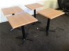 <p><b>Qty 4 x Cafe Tables</b></p>