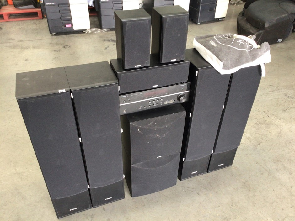 Yamaha LiveStage 7500 Home Theatre System