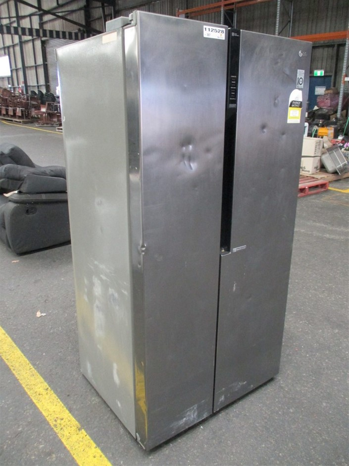 LG GS-B679PL 697 Litre Side by Side Refrigerator Freezer