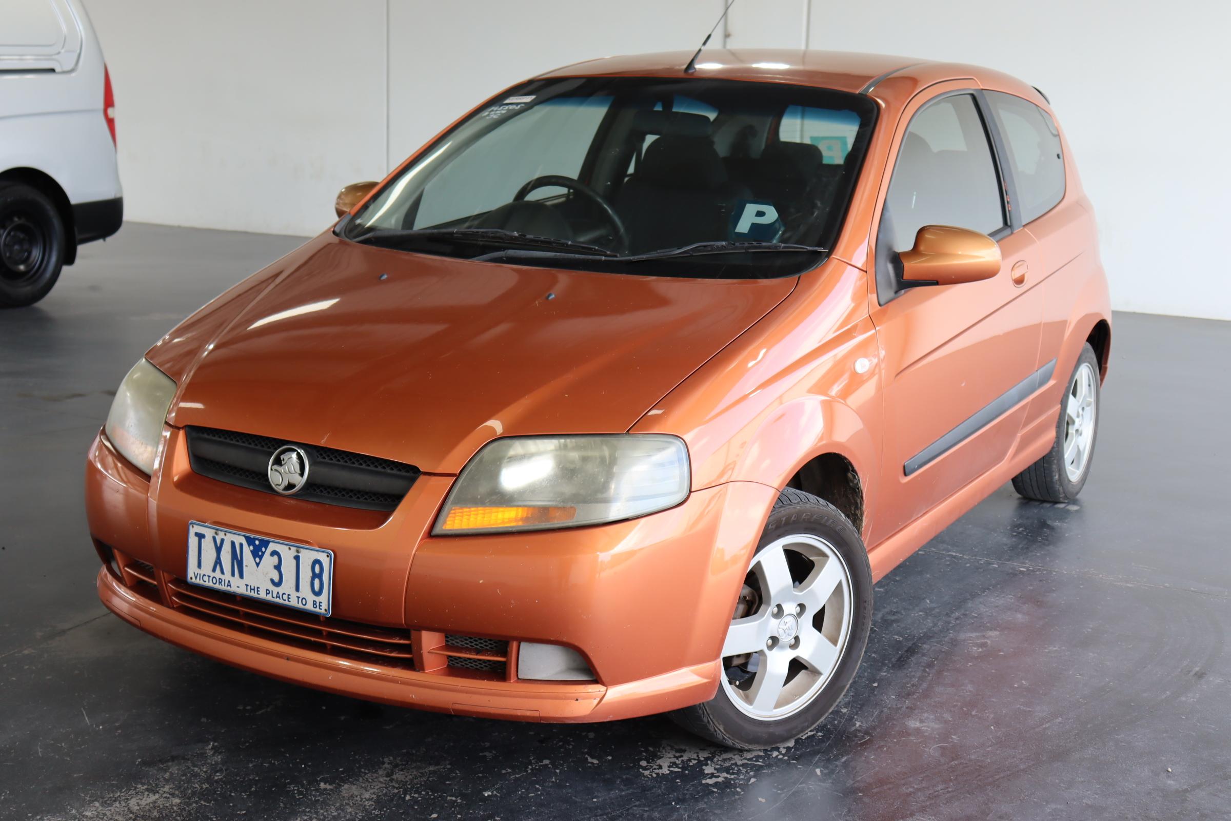 2005 Holden Barina TK Manual Hatchback