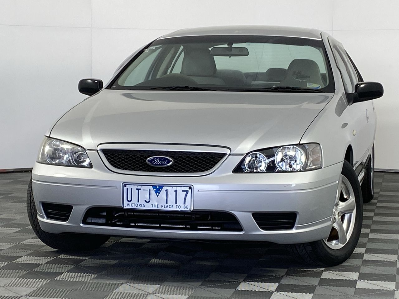 2005 Ford Falcon XT BF Automatic Sedan