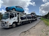 2011 Nissan Condor Car Carrier