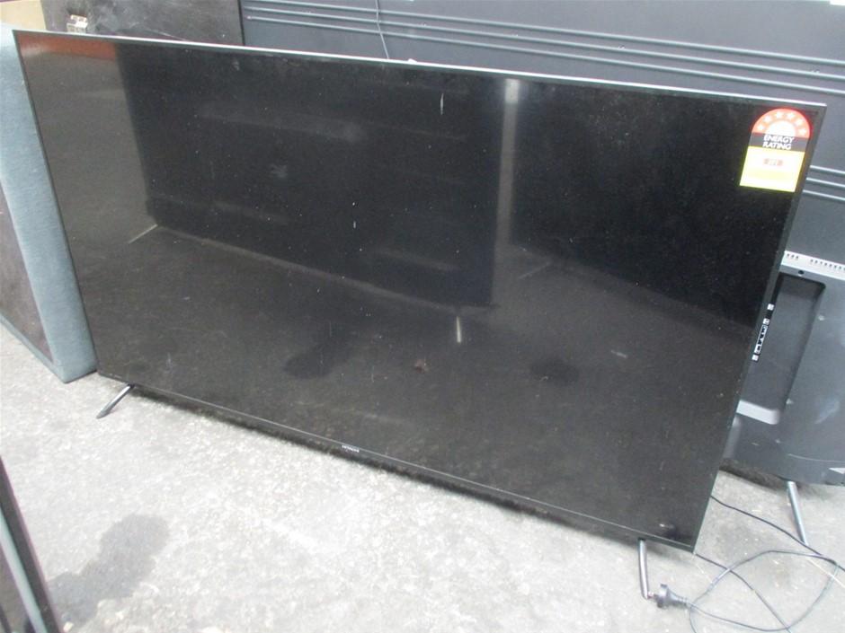 "Hitachi 65UHDSM8 65"" 4K UHD Smart Television"