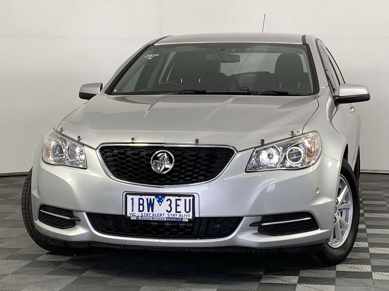 2014 Holden Sportwagon Evoke VF Automatic Wagon