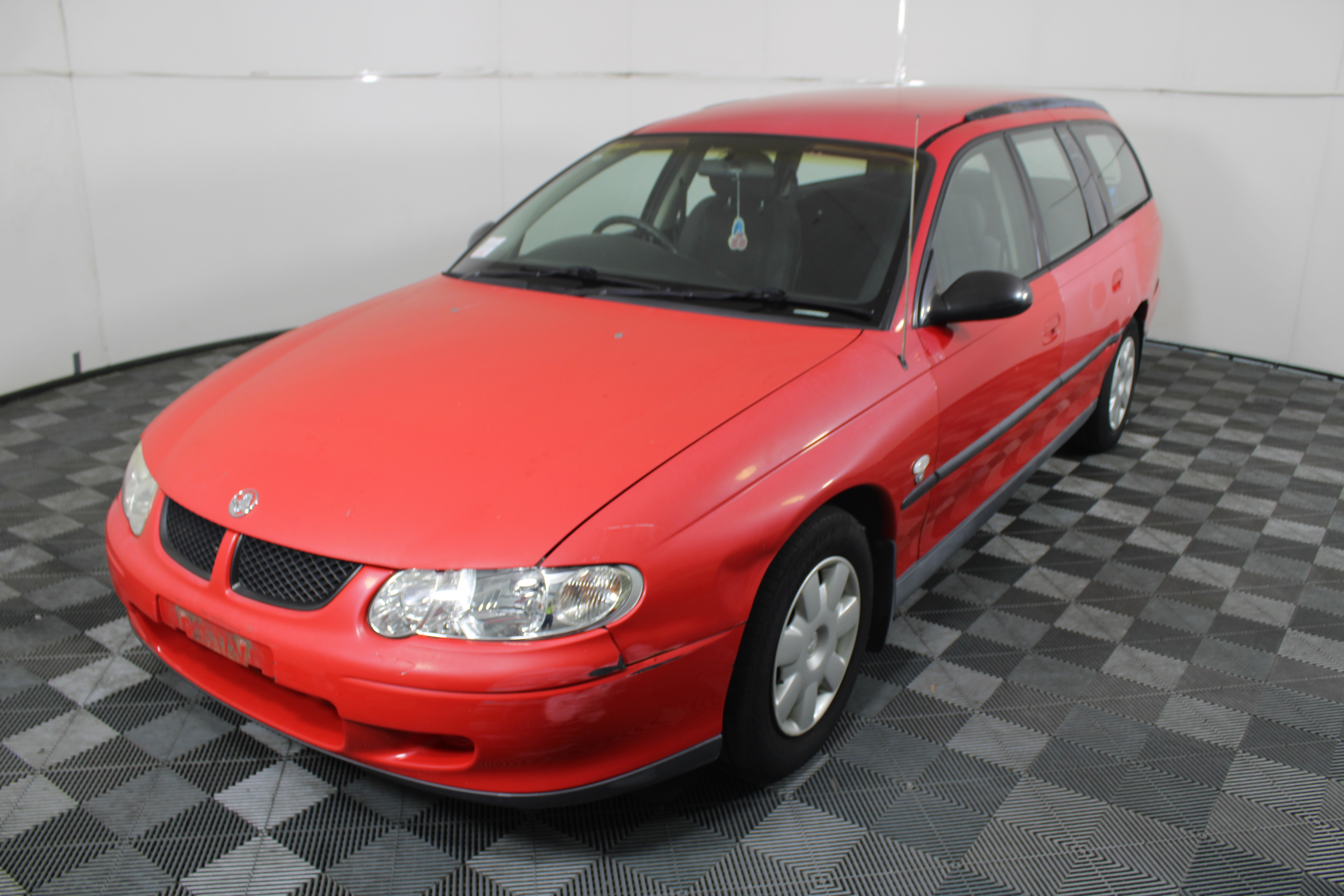 2002 Holden Commodore Executive VX Automatic Wagon