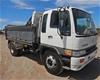 <p>2002 Hino GH1J 4 x 2 Tipper Truck (Pooraka, SA)